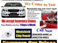 WINDSHIELD REPAIRS AND REPLACEMENTS  BY ANDRADE AUTO
