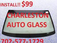 At CHARLESTON Auto Glass, our objective is for each