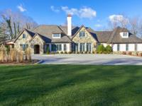 Recently Completed Custom Built French Country Gated