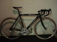For sale is a 54 cm Windsor Knight road bike.  Aluminum