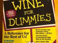 Wine For Dummies belongs to the highly effective