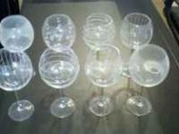 Have Brand New Set of Wine Glasses for sale!! They have