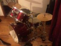 I have a 5 piece Sound percussion pro drum set, I am