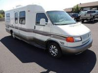 ,Cute, cute, cute. Travel the U.S. with 18mpg. Sleeps 4