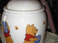 Winnie the Pooh Cookie Jar Came from Disney World about