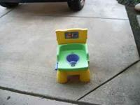 Winnie the Pooh potty chair. It is in Excellent