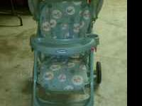 I have for sale a winnie the pooh stroller. It is for