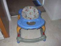 WINNIE THE POOH Walker in good condition...The great