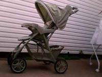Winnie the Pooh Stroller for sale. It is in a very good