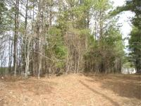 WINNSBORO-Lovely wooded 45.82 acre tract, very close to