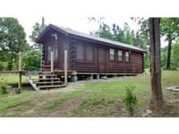173 Acres AND LOG CABIN in Montgomery County, MS; just