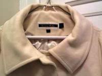 Never worn Kristen Blake - Wool/Cashmere winter coat.