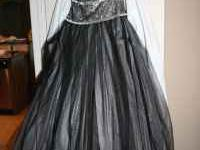 Flirt. Prom dress. paid $500 for it, only asking $200.