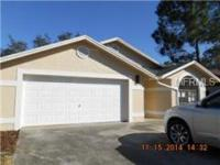 Excellent value on 3/2 house with 2 car garage and rear