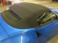 Superior Auto Restyling offers the best convertible top