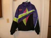 Two winter jackets. 1st, a arctic cat mens size xl