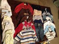 I have a winter lot of boys' 3-6 month clothing. All