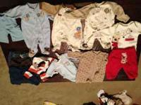 I have a winter lot of newborn and 0/3 month boys'