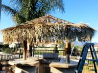 We offer sales on New Palapa Builds and BBQ islands .