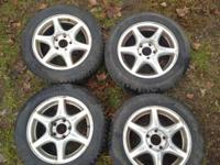 I have a set of 4 Hakkapeliitta winter tires on 16 inch