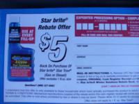 WINTERIZATION SUPPLIES SUPER SALE!  STAR BRITE FUEL