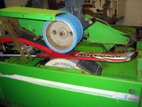 WINTERSTEIGER STONE GRINDER BELT SANDER SIDE BY SIDE