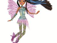 The Winx Club's latest magical transformation, Sirenix,