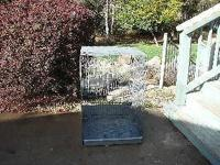 Wire cage in good condition suitable for breeding birds