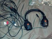 They work great has game sound and party chat $50 obo