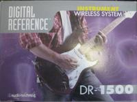 Wireless Audio Technica Digital Reference DR-1500