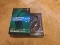 Selling my Wireless Logitech Gaming Headset G930. Only