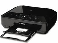 Cannon Pixma 5420 printer, scanner copier, 6 months