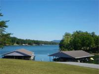 BEAUTIFUL LAKE ACCESS Lot with 2.76 Acres and a covered