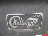 WITZCO (CHALLENGER) DETACHABLE NECK TRAILER $12,000.00
