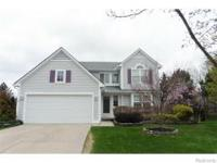 Beautiful 2200+ Square Foot Colonial On A Cul-de-sac In