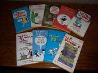 Here are 9 paperback Wizard of Id books. All are in
