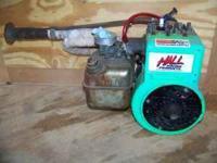 WKA legal racing go kart motor built by John Hall.