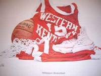 Western Kentucky University 'Hilltopper Basketball'