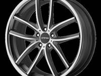 WL199 20x8.5 5x112.00 GRAY (35mm) Mercedes-Benz - (4)