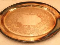 This listing is for a Wm Rogers Silver Plated Serving
