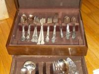I am looking to sell a very nice set of flatware. it is