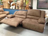 *ALL NEW* PRO RECLINING SOFA AND LOVE   Available In