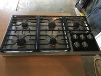 Wolf Range Cooktop Model: CT36G/S Today you have the
