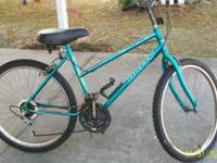 Bicycle is very good shape including tires CALL