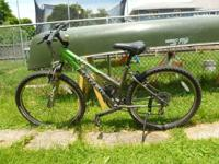 For sale is our Trek 3700 mountain bicycle (21 speed