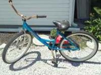 I have a woman's NEXT bicycle for sale. It has a nice