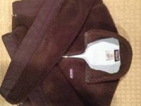 Patagonia Synchilla zip-coat. Gently used. Woman's size