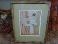 Woman After Bath Framed Print. This would be a nice