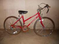 I have a womans 24 inch Schwinn Cliente 10 speed bike