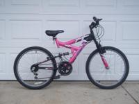 Womans, Next, Power Climber, Mtn Bike. Comes with,